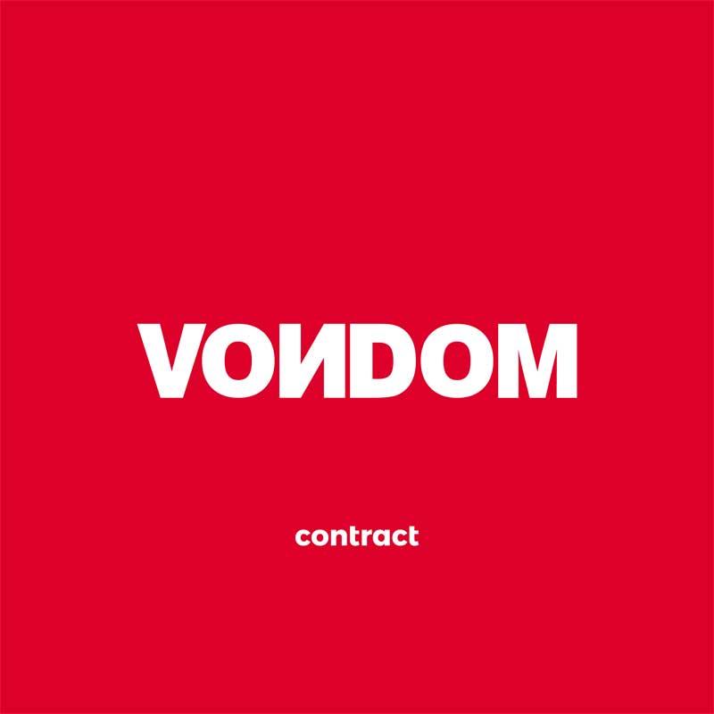 VONDOM publisko produktu katalogs